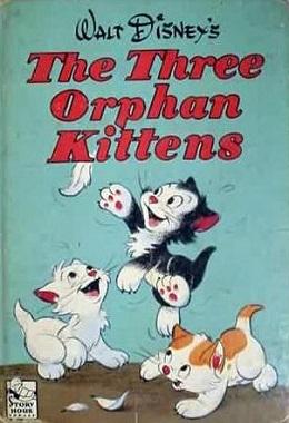 دانلود انیمیشن کوتاه Three Orphan Kittens