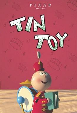 دانلود انیمیشن کوتاه Tin Toy