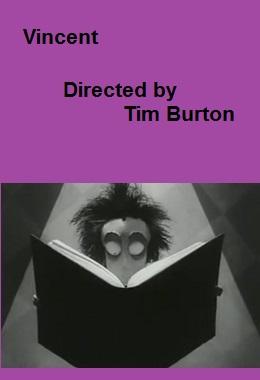 دانلود انیمیشن کوتاه Vincent از تیم برتون