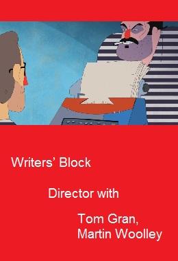 دانلود انیمیشن کوتاه Writers' Block