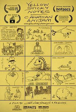 دانلود انیمیشن کوتاه Yellow Sticky Notes