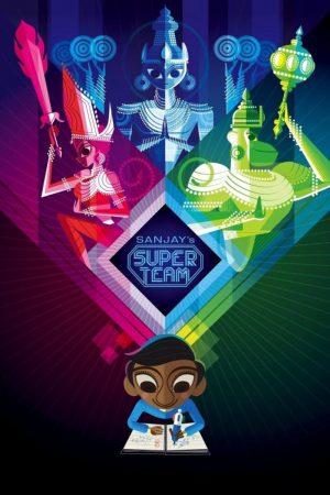 دانلود انیمیشن کوتاه Sanjay's Super Team