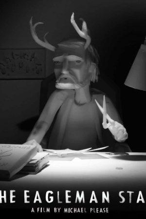 دانلود انیمیشن کوتاه The Eagleman Stag