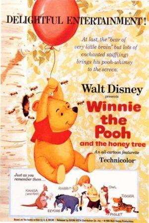 دانلود انیمیشن کوتاه Winnie the Pooh and the Honey Tree