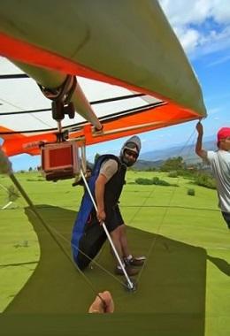 دانلود فیلم کوتاه سه بعدی Hang Gliding 3D