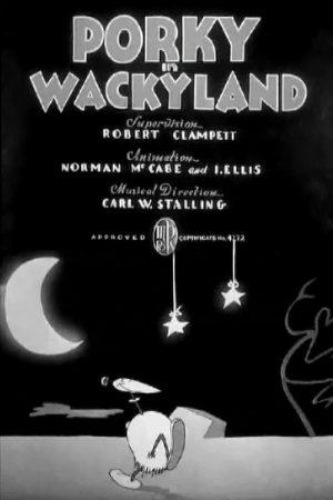 دانلود انیمیشن کوتاه Porky in Wackyland