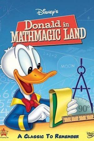 دانلود انیمیشن کوتاه Donald in Mathmagic Land