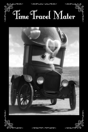 دانلود انیمیشن کوتاه Mater's Tall Tales : Time Travel Mater