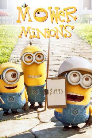 دانلود انیمیشن کوتاه Mower Minions