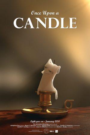 دانلود انیمیشن کوتاه Once Upon a Candle