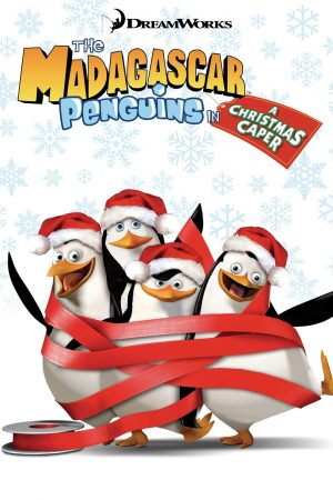 دانلود انیمیشن کوتاه The Madagascar Penguins in a Christmas Caper