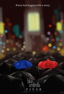 دانلود انیمیشن کوتاه The Blue Umbrella