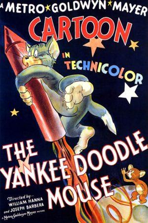 دانلود انیمیشن کوتاه The Yankee Doodle Mouse