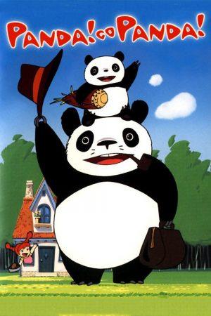 دانلود انیمیشن کوتاه Panda! Go Panda!
