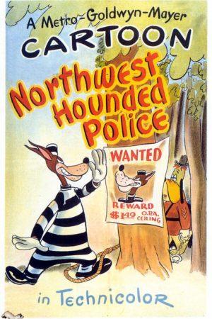 دانلود انیمیشن کوتاه Northwest Hounded Police