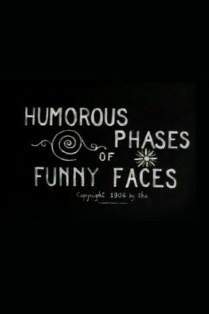 دانلود انیمیشن کوتاه Humorous Phases of Funny Faces