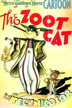 دانلود انیمیشن کوتاه The Zoot Cat