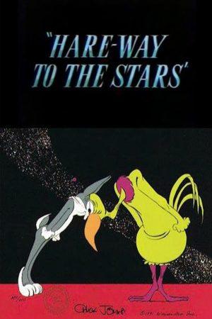 دانلود انیمیشن کوتاه Hare-Way to the Stars