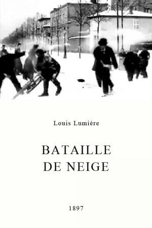 دانلود مستند کوتاه Bataille de boules de neige