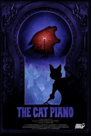 دانلود انیمیشن کوتاه The Cat Piano