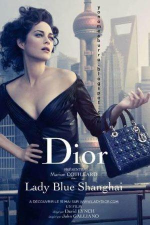 دانلود فیلم کوتاه Lady Blue Shanghai از دیوید لینچ