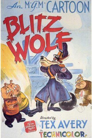 دانلود انیمیشن کوتاه Blitz Wolf