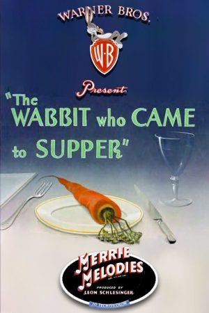 دانلود انیمیشن کوتاه The Wabbit Who Came to Supper