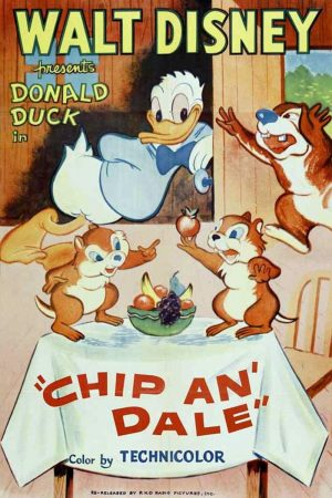 دانلود انیمیشن کوتاه Chip an' Dale