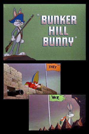 دانلود انیمیشن کوتاه Bunker Hill Bunny