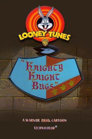 دانلود انیمیشن کوتاه Knighty Knight Bugs