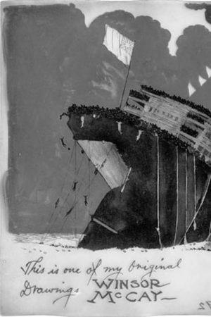 دانلود انیمیشن کوتاه The Sinking of the Lusitania