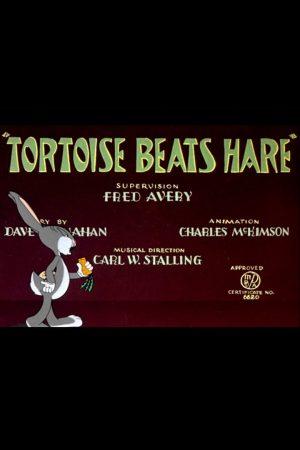 دانلود انیمیشن کوتاه Tortoise Beats Hare