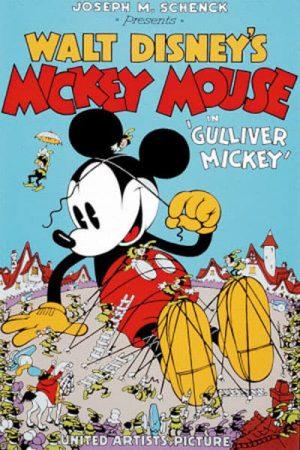دانلود انیمیشن کوتاه Gulliver Mickey