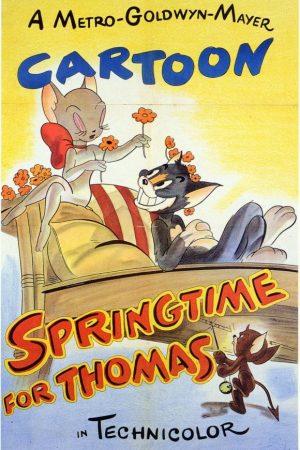دانلود انیمیشن کوتاه Springtime for Thomas