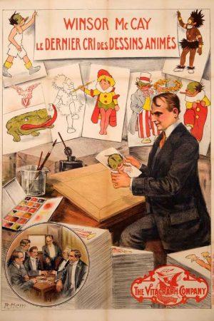 دانلود انیمیشن کوتاه Winsor McCay, the Famous Cartoonist of the N.Y. Herald and His Moving Comics