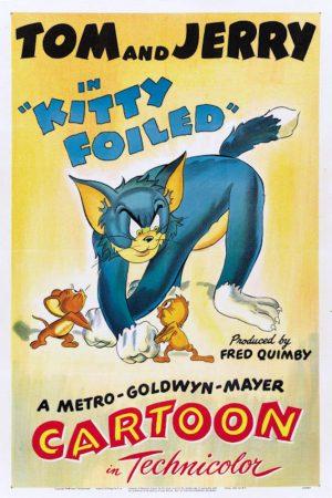 دانلود انیمیشن کوتاه Kitty Foiled