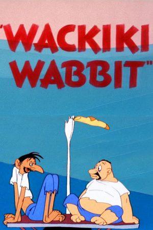 دانلود انیمیشن کوتاه Wackiki Wabbit