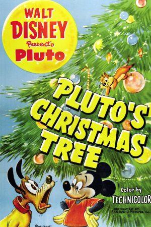 دانلود انیمیشن کوتاه Pluto's Christmas Tree