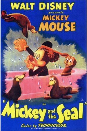 دانلود انیمیشن کوتاه Mickey and the Seal