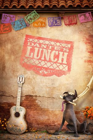 دانلود انیمیشن کوتاه Dante's Lunch