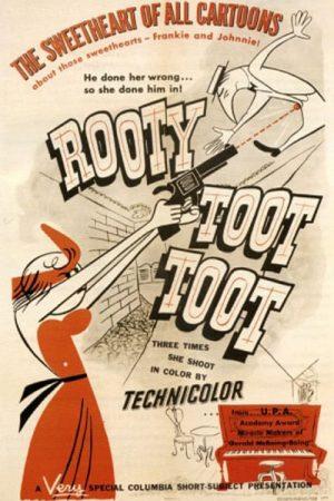 دانلود انیمیشن کوتاه Rooty Toot Toot