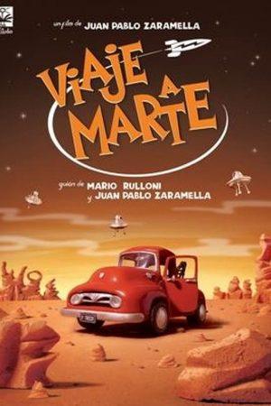 دانلود انیمیشن کوتاه Journey to Mars