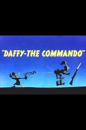 دانلود انیمیشن کوتاه Daffy – The Commando