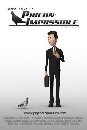 دانلود انیمیشن کوتاه Pigeon: Impossible