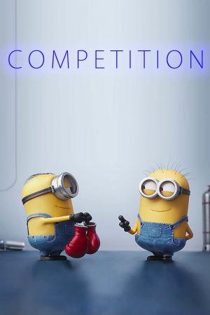 دانلود انیمیشن کوتاه Minions: Competition