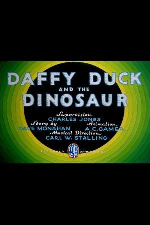 دانلود انیمیشن کوتاه Daffy Duck and the Dinosaur
