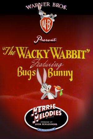 دانلود انیمیشن کوتاه The Wacky Wabbit