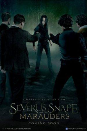 دانلود فیلم کوتاه Severus Snape and the Marauders