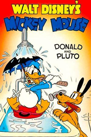 دانلود انیمیشن کوتاه Donald and Pluto