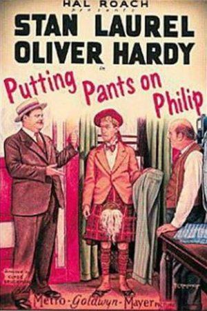 دانلود فیلم کوتاه Putting Pants on Philip